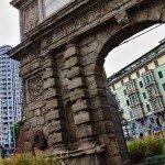 Porta Romana milan milano milanocity milanesa ancient arch architecture igersitaliahellip