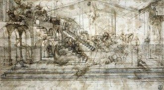 LEONARDO 1452–1519: Drawing the world at Palazzo Reale
