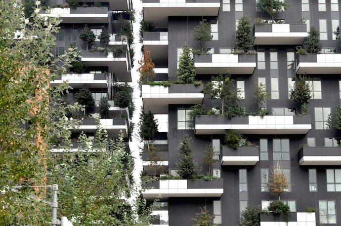 Milan's Neighborhoods: Bosco Verticale