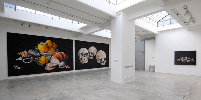 Cardi Black Box - contemporary art gallery Milan