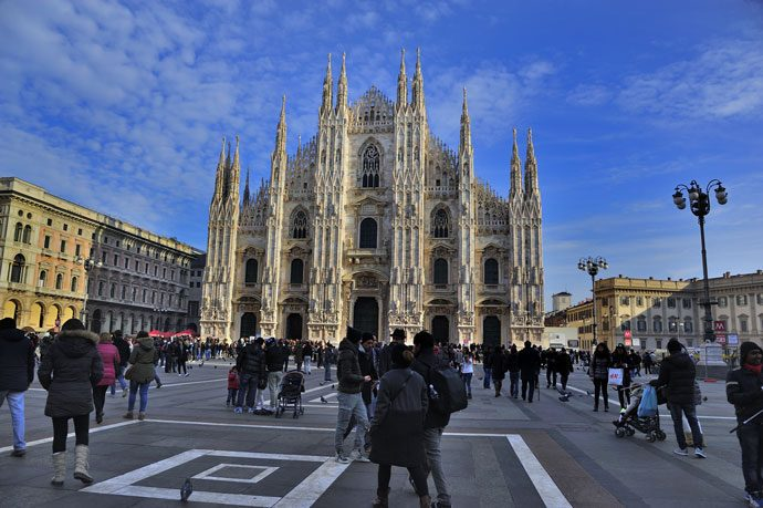Milan's Neighborhoods: Historic Center