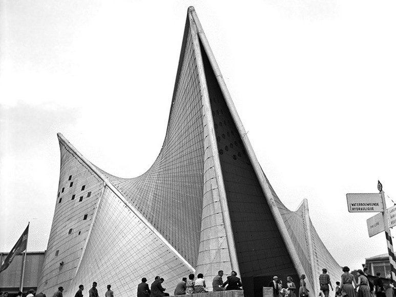 Expo Bruxelles, 1958