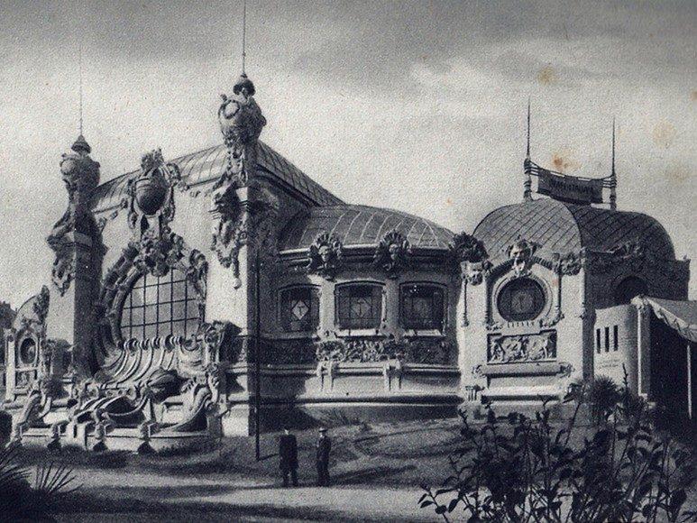 Expo Milan, 1906
