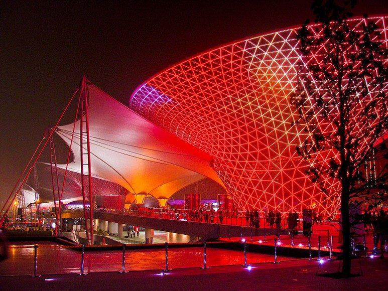 Expo Shangai, 2010