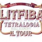 Litfiba - cover del Tour 2015