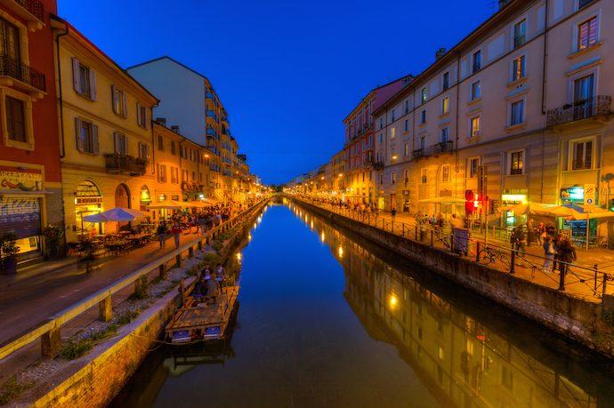 Milan's Neighborhoods: Navigli