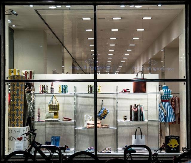 biffi boutique in milan