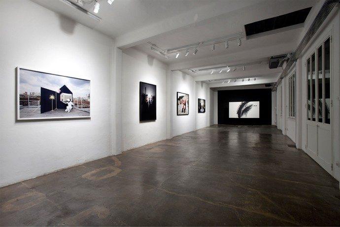Marselleria contemporary art milan