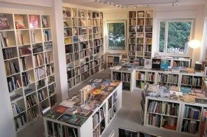 bookshops and book cafe in MIlan
