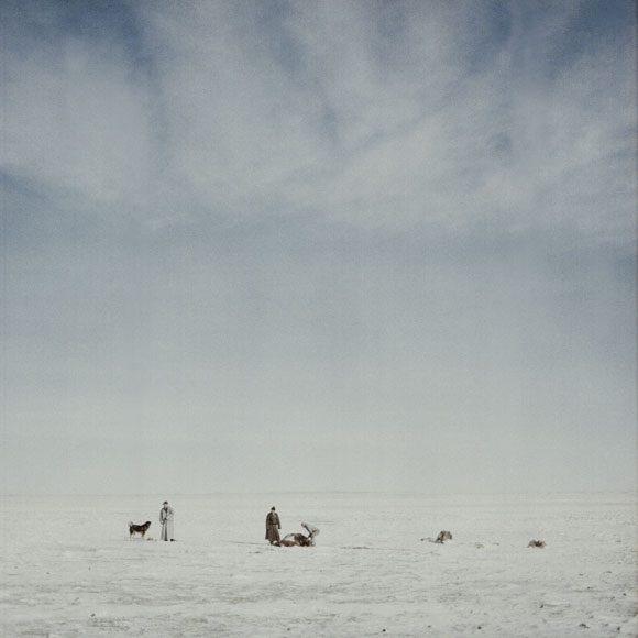 Primo premio Vita quotidiana, Storie Michele Palazzi, Italia, Contrasto Black Gold Hotel, Mongolia