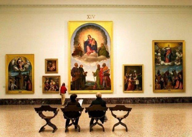 Pinacoteca Brera Pinacoteca di Brera in Milan