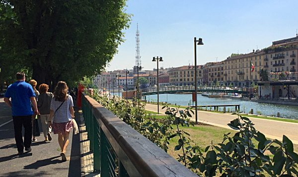 Gardens and Parks in Milan
