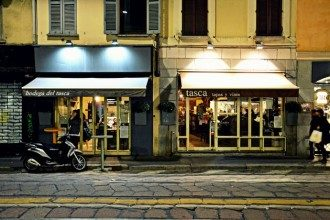 Il Tasca – restaurant & tapas bar in Milan