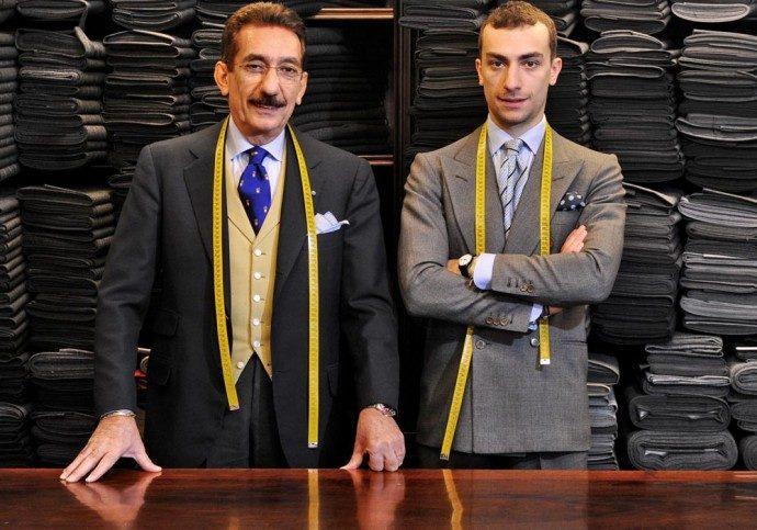 Caraceni Ателье •одежда на заказ • Милан• шоппинг-сопровождение, заказ дистанционно