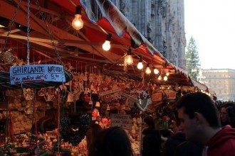 christmas market milan