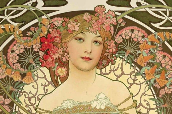 Mucha Exhibition palazzo reale milan