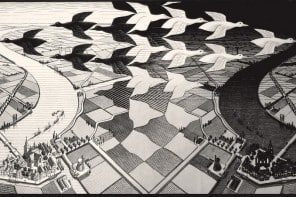 Escher Exhibition at Palazzo Reale