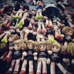 Wall of dolls Milano milan italy italia igmilan dolls igcityhellip