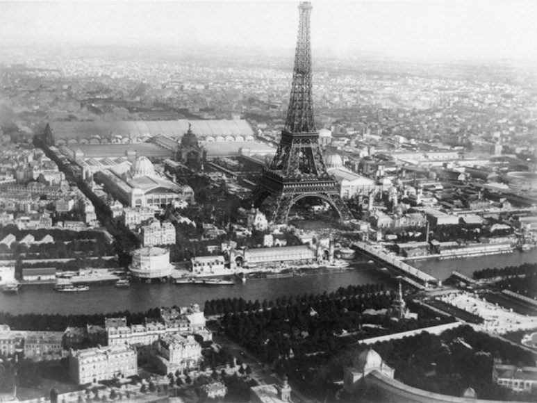 Expo Paris, 1889