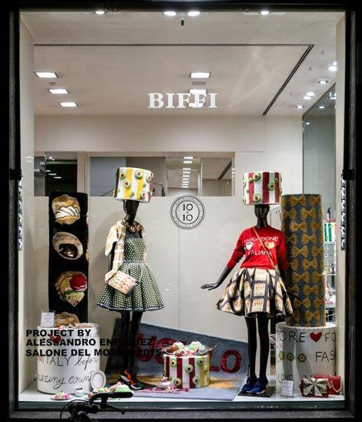 biffi boutique in milan