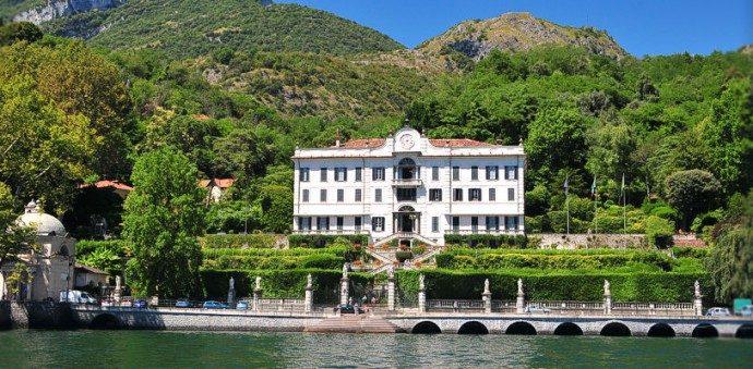 Lago di Como - Villa Carlotta