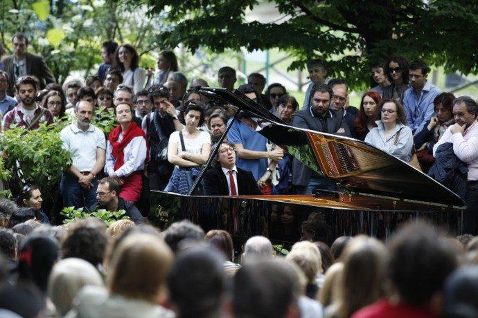 Paolo Jannacci for Piano City Milano