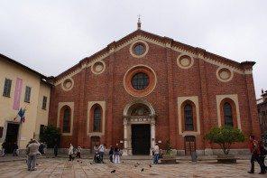 Cenacolo Vinciano Milano - Santa Maria delle Grazie