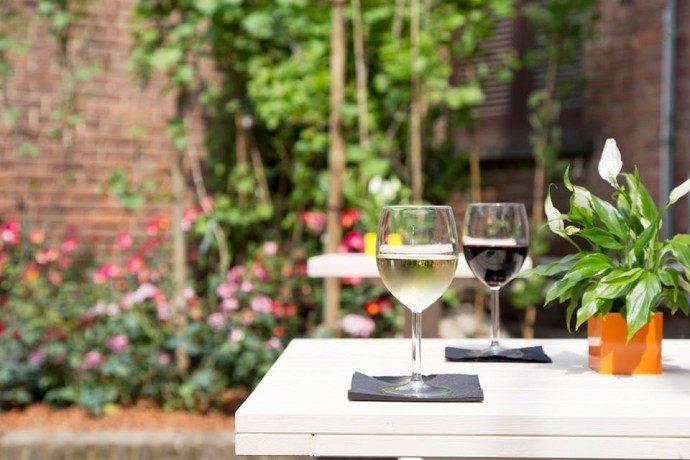 milano wine garden
