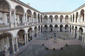 Pinacoteca di Brera in Milan