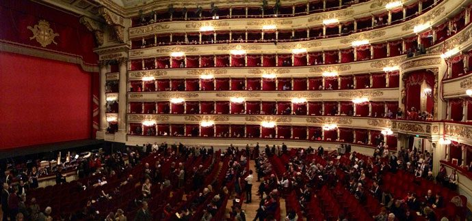 La Scala di Milano Theatre