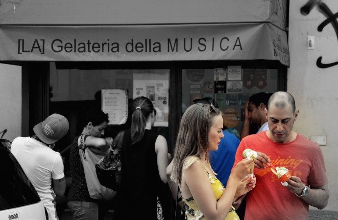 The Gelateria Guide of Milan. Best Gelato in Milan