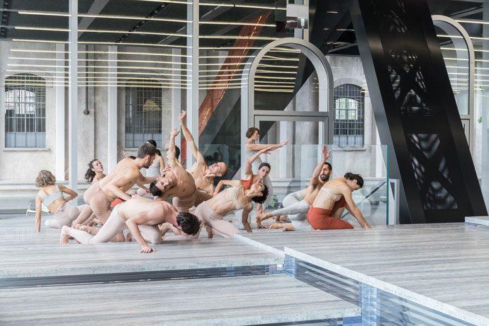 Atlante Del Gesto Dance Series