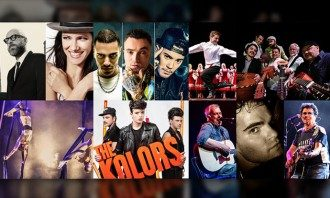 Ten Final Concerts at Expo Milano 2015