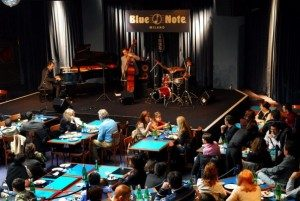 A GUIDE TO LIVE MUSIC VENUES IN MILAN - Rock, Indie, Blues & Jazz, Blue Note