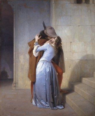 Francesco-Hayez-Il-Bacio-1859