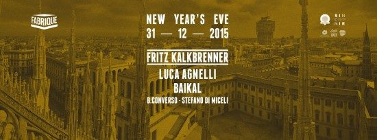 new years eve fabrique milano