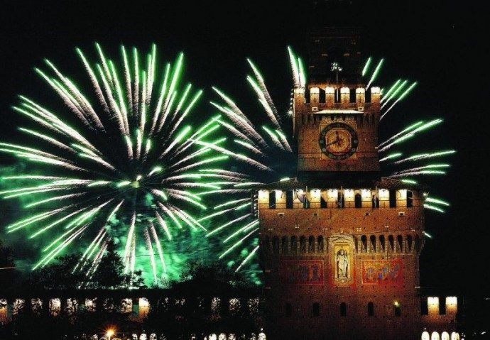 new years eve in milan
