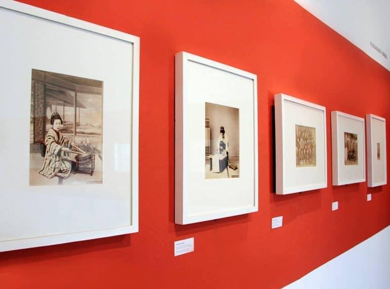 Kusakabe Kimbei Exhibition at Galleria Sozzani