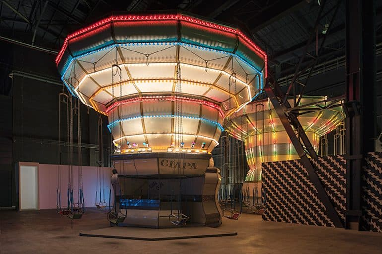 "Pirelli HangarBicocca presents ""Doubt"" by Carsten Höller"