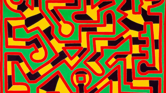 Keith Haring. About art at Palazzo Reale