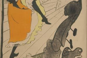 Toulouse Lautrec. The fleeting world at Milan's Palazzo Reale